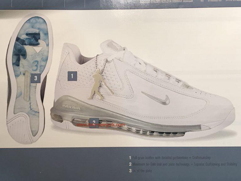 Nike Air Max Griffey VIII 2003