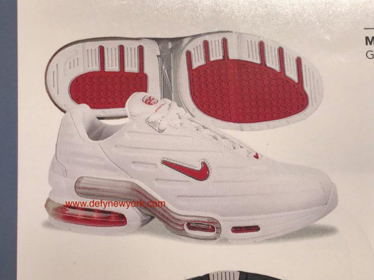 fd73e36cd973 Nike Air Max Adversity Cross Trainer 2003 – DeFY. New York-Sneakers ...