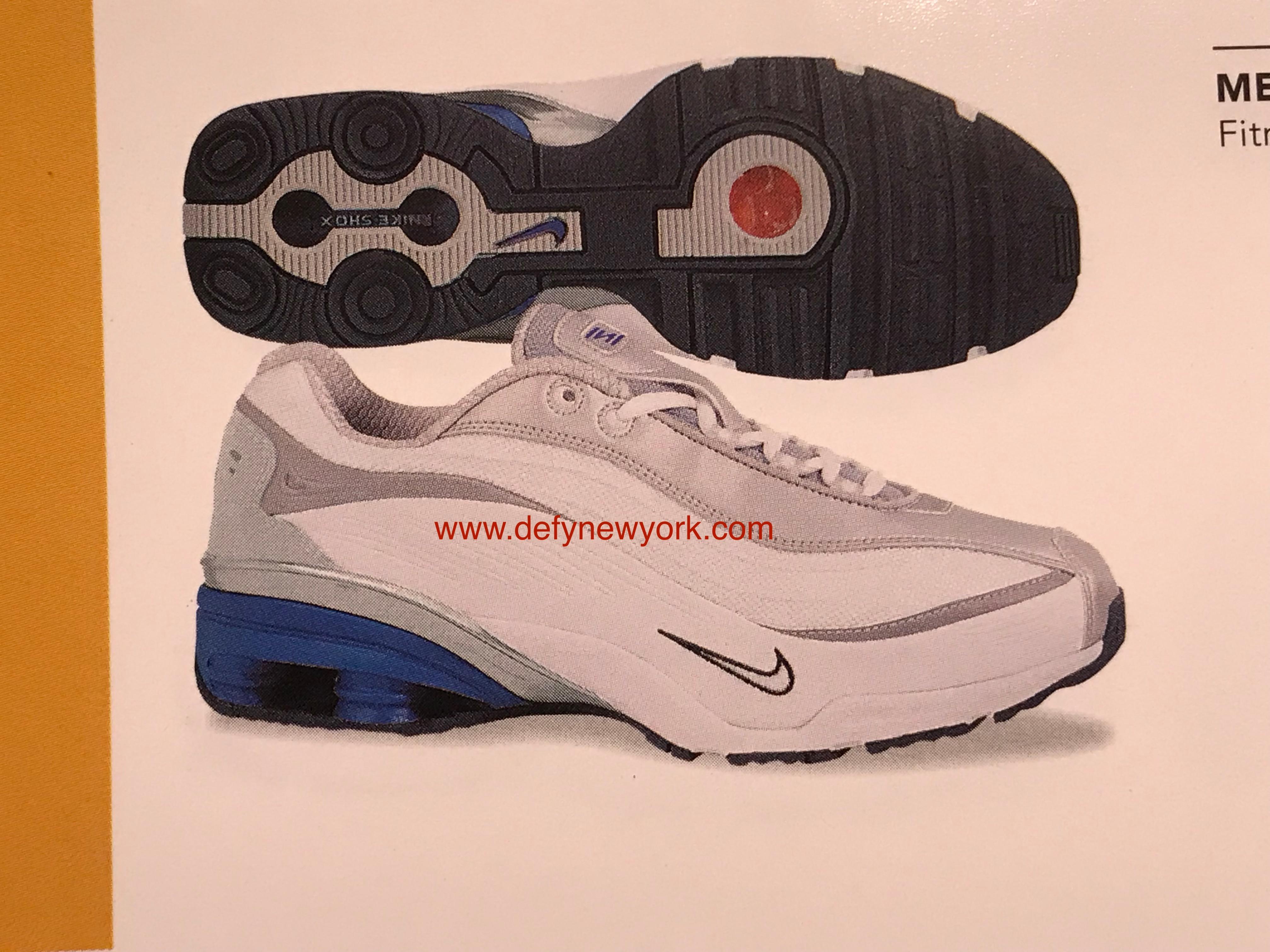 sports shoes fd5a3 5b5c4 Nike Shox Walk Sneaker 2003