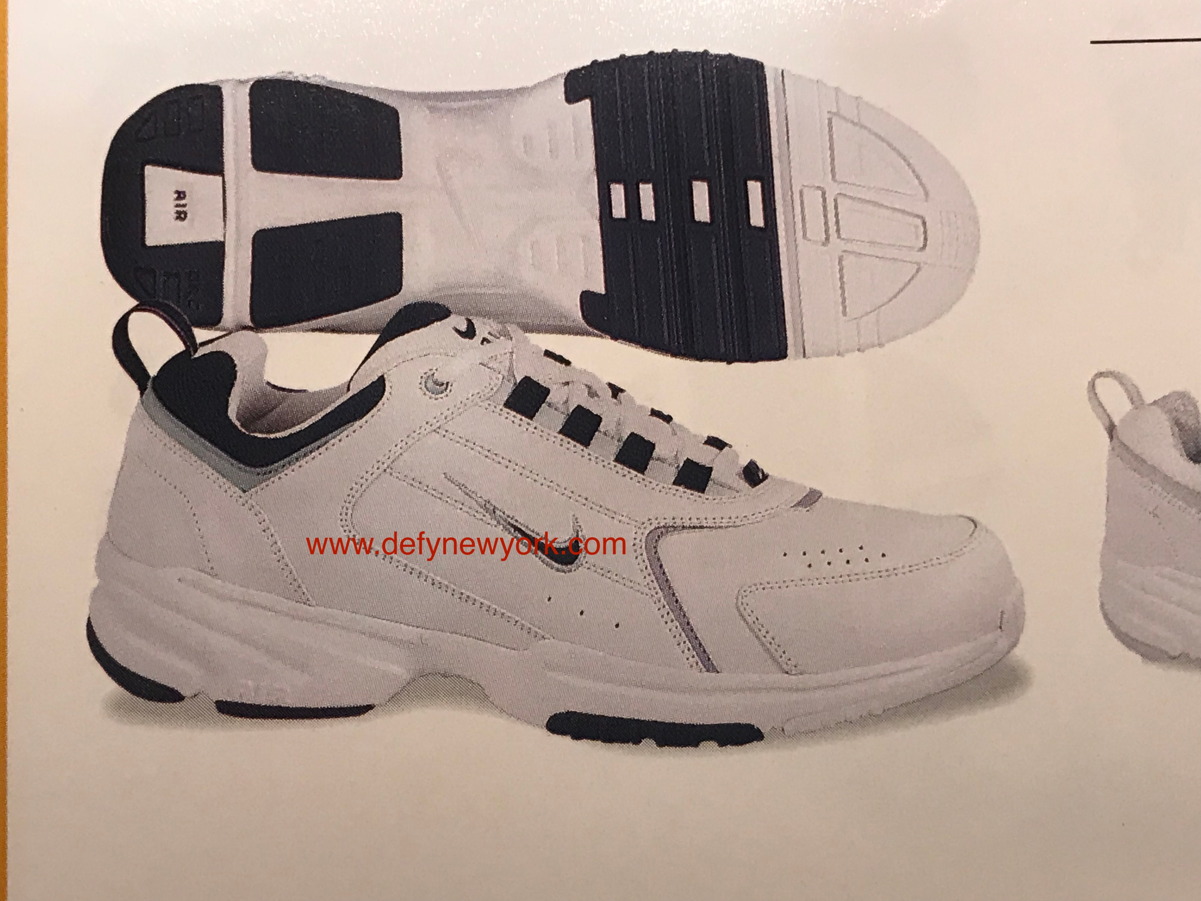 the best attitude 190bc 24ac7 Nike Air Essential IV Walking Shoe 2003
