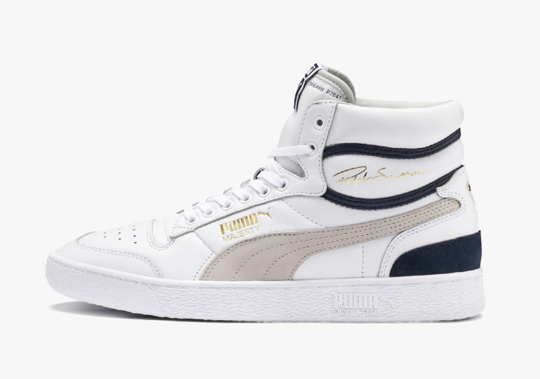 new arrival 232a4 a856a PUMA Brings Back Ralph Sampson s Sig Shoe The Majesty High   Low Top For  2019
