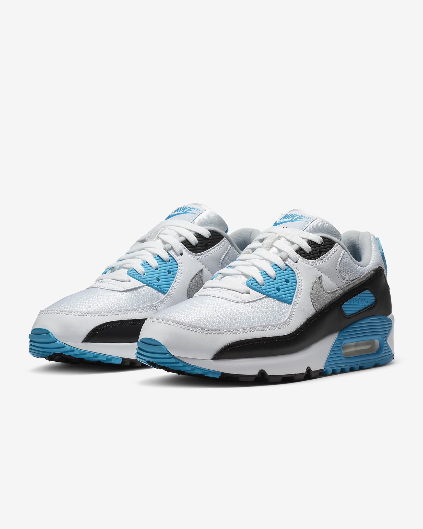empleo Plausible arrendamiento  2020's Nike Air Max 90 III Laser Blue Release Is The One To Own